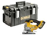 DeWalt DCS331 18 Volt XR Jigsaw 1 x 5.0ah Li-Ion Battery in DS300 Kitbox No Charger
